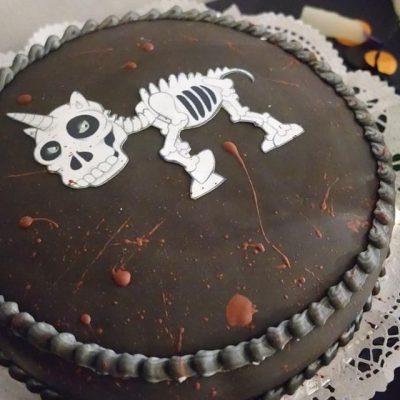 Ein Jahr, und es gruselt weiter …  die Lieblingsagenten- Halloween-Geburtstagsparty