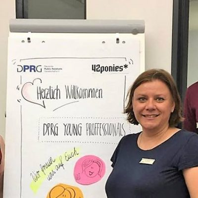 DPRG Young Professionals zu Besuch!