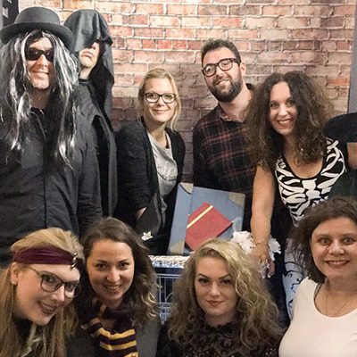 Alohomora – Halloween in ponywarts* 2018!